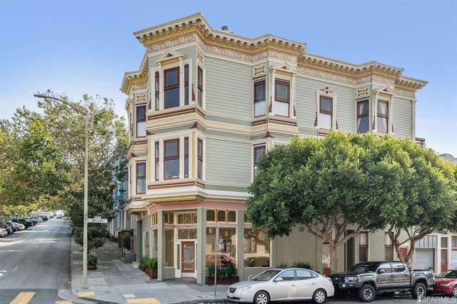1503 Waller Street, San Francisco, CA 94117 (#421600783) :: RE/MAX Accord (DRE# 01491373)