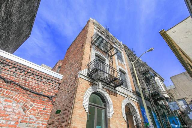 6 Nottingham Place, San Francisco, CA 94133 (#421600988) :: The Kulda Real Estate Group
