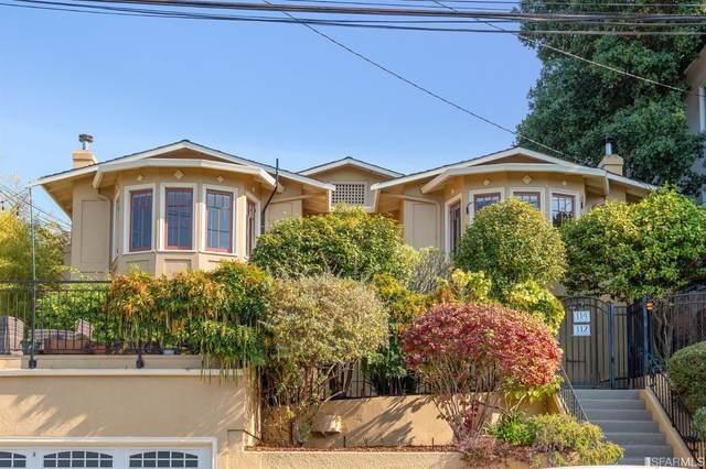 112 Monte Cresta Avenue, Oakland, CA 94611 (#421601123) :: RE/MAX Accord (DRE# 01491373)