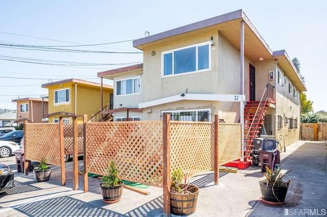 1618 99th Avenue, Oakland, CA 94603 (#421599865) :: RE/MAX Accord (DRE# 01491373)