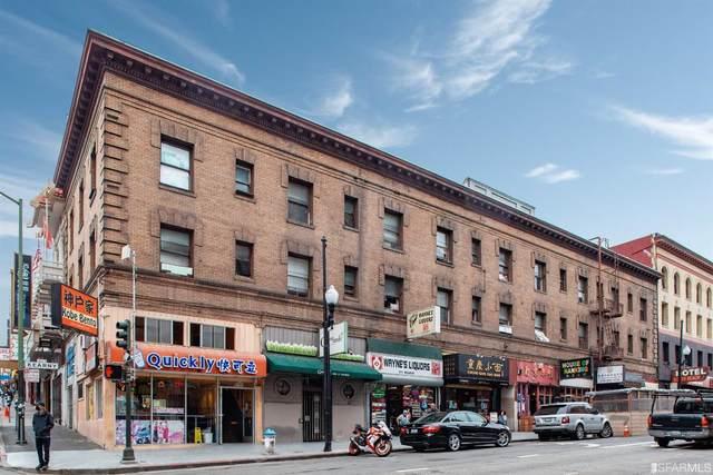 901 Kearny Street, San Francisco, CA 94133 (#421601278) :: The Kulda Real Estate Group