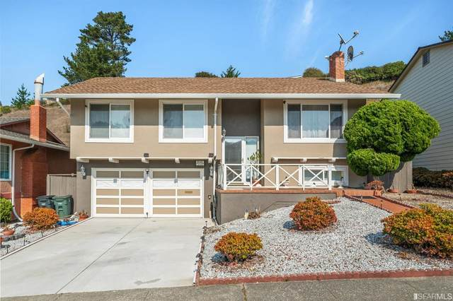 1331 Aspen Drive, Pacifica, CA 94044 (#421601392) :: The Kulda Real Estate Group