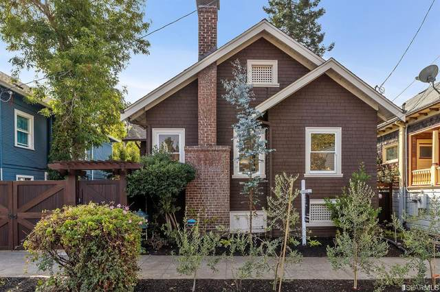 2212 Russell Street, Berkeley, CA 94705 (#421601342) :: The Kulda Real Estate Group