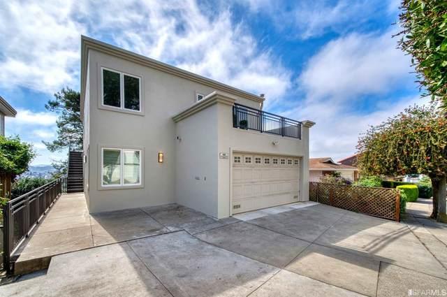 46 Cresta Vista Drive, San Francisco, CA 94127 (#421600983) :: The Kulda Real Estate Group
