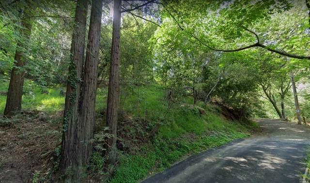 0 Cypress Drive, Fairfax, CA 94930 (#321096156) :: The Kulda Real Estate Group