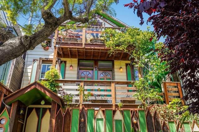 206 Texas Street, San Francisco, CA 94107 (#421601671) :: The Kulda Real Estate Group
