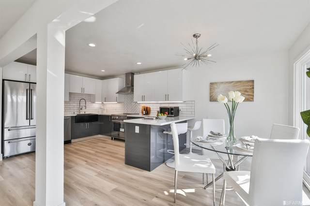 810 Lyon Street #1, San Francisco, CA 94115 (#421600759) :: The Kulda Real Estate Group