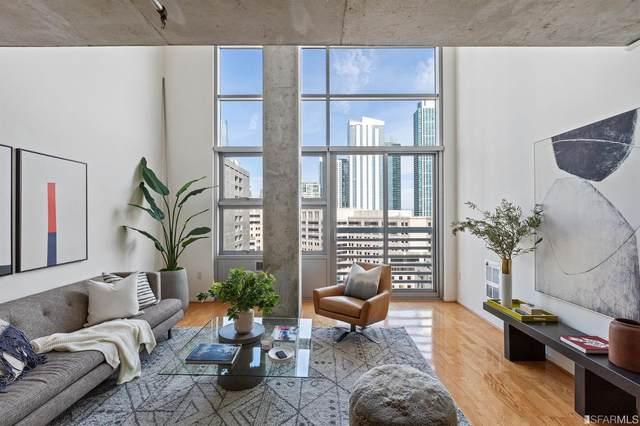 77 Dow Place #1302, San Francisco, CA 94107 (#421601465) :: RE/MAX Accord (DRE# 01491373)