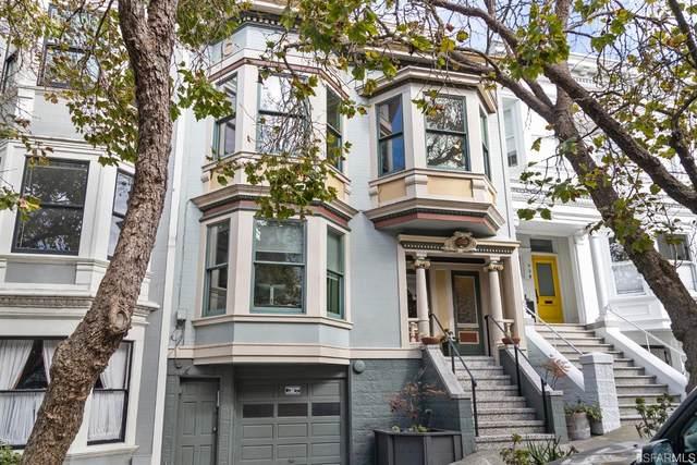 726 Clayton Street, San Francisco, CA 94117 (#421601865) :: RE/MAX Accord (DRE# 01491373)