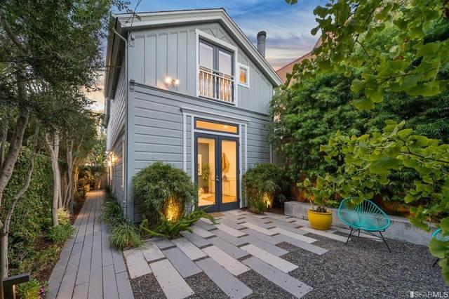 1383 South Van Ness Avenue A, San Francisco, CA 94110 (#421602051) :: The Kulda Real Estate Group