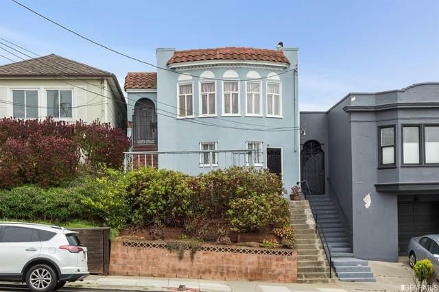 658 40th Avenue, San Francisco, CA 94121 (#421601049) :: The Kulda Real Estate Group