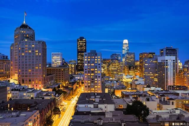 1001 Pine Street #1207, San Francisco, CA 94109 (#421600914) :: RE/MAX Accord (DRE# 01491373)