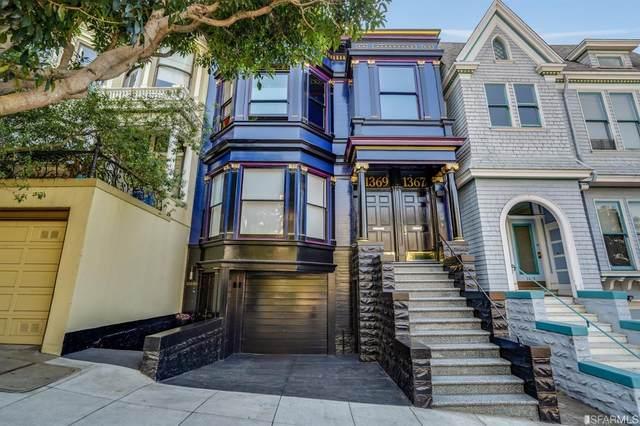 1369 Masonic Avenue, San Francisco, CA 94117 (#421602285) :: RE/MAX Accord (DRE# 01491373)