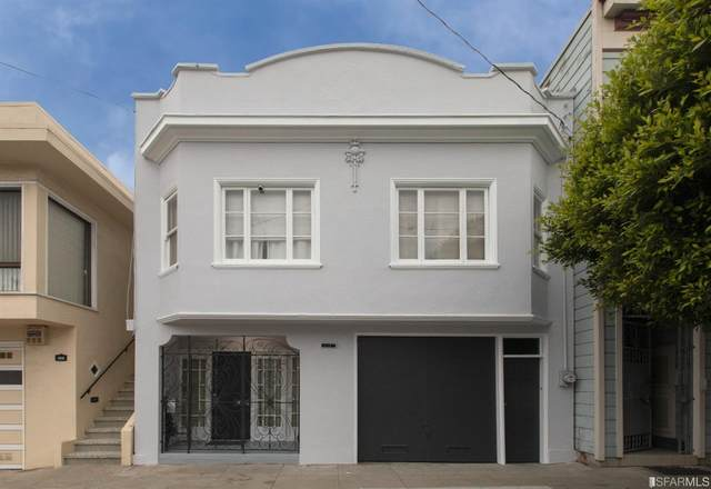418 Madrid Street, San Francisco, CA 94112 (#421601416) :: The Kulda Real Estate Group