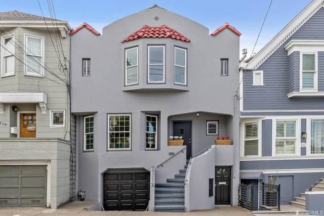 615 6th Avenue, San Francisco, CA 94118 (#421601926) :: RE/MAX Accord (DRE# 01491373)