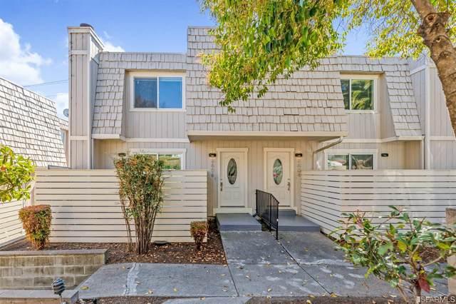 3606 Green Acre Road #4, Oakland, CA 94619 (#421602443) :: RE/MAX Accord (DRE# 01491373)