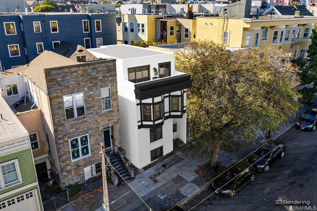 20 Church Street, San Francisco, CA 94114 (#421602454) :: Corcoran Global Living