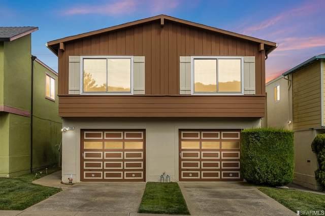 138 Alta Vista Way, Daly City, CA 94014 (#421602575) :: The Kulda Real Estate Group