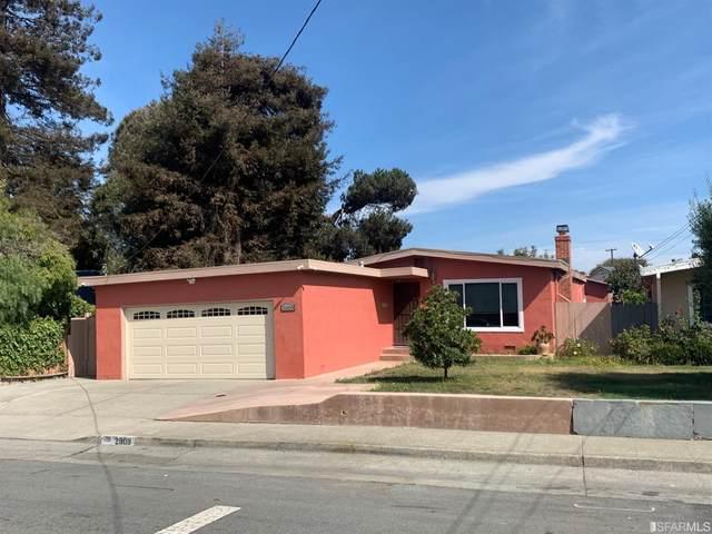 2909 Willow Road, San Pablo, CA 94806 (#421602247) :: The Kulda Real Estate Group