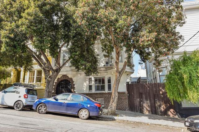 1012 Page Street, San Francisco, CA 94117 (#421602683) :: RE/MAX Accord (DRE# 01491373)