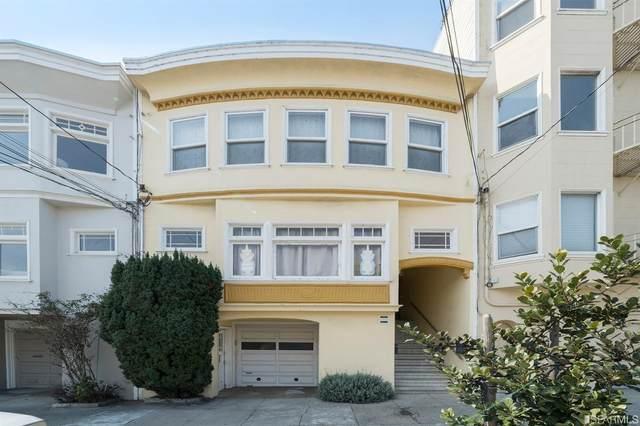 631 33rd Avenue, San Francisco, CA 94121 (#421602424) :: The Kulda Real Estate Group