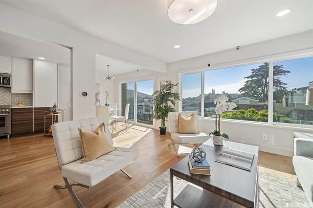 810 Lyon Street #3, San Francisco, CA 94115 (#421598641) :: The Kulda Real Estate Group