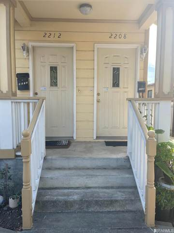 2212 25th Avenue, Oakland, CA 94601 (#421603120) :: The Kulda Real Estate Group