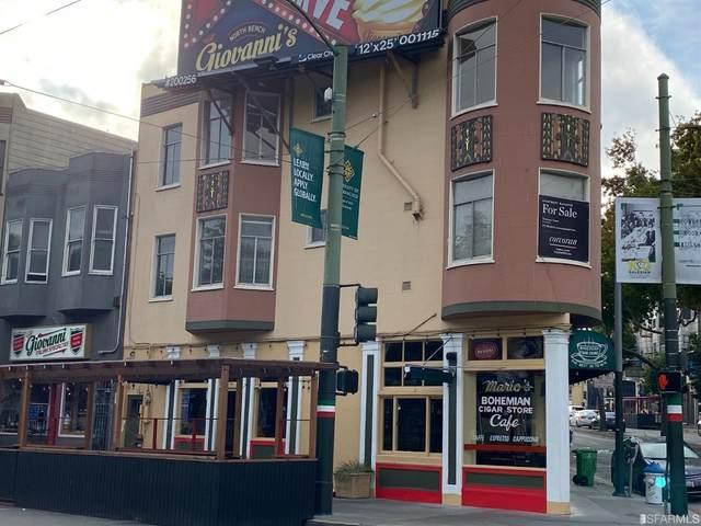 552 Columbus Avenue, San Francisco, CA 94133 (#421603312) :: Corcoran Global Living