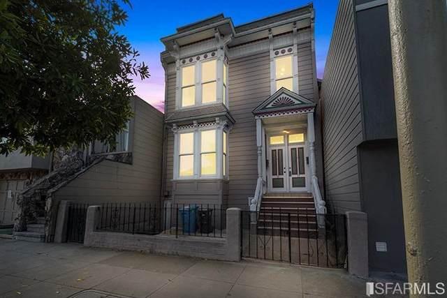 65 Broad Street, San Francisco, CA 94112 (#421603490) :: RE/MAX Accord (DRE# 01491373)