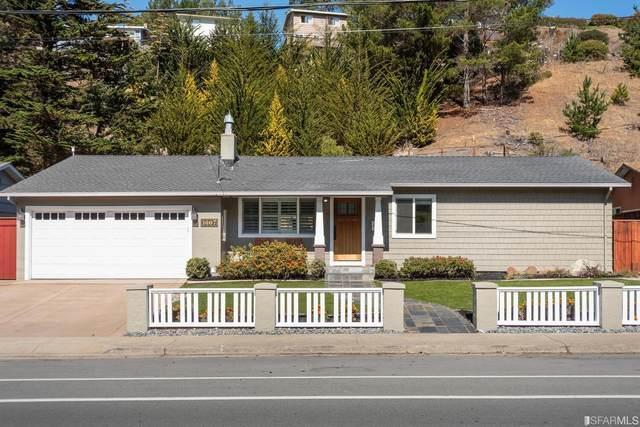 1607 Linda Mar Boulevard, Pacifica, CA 94044 (#421603277) :: The Kulda Real Estate Group
