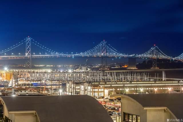 420 Mission Bay Boulevard #905, San Francisco, CA 94158 (#421603175) :: RE/MAX Accord (DRE# 01491373)