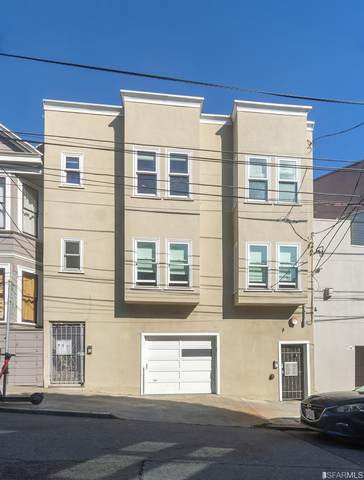 39 Rosemont Place A, San Francisco, CA 94103 (#421602990) :: The Kulda Real Estate Group
