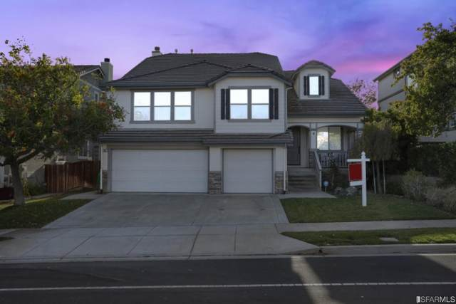 107 E Country Club Drive, Brentwood, CA 94513 (#421603131) :: The Kulda Real Estate Group