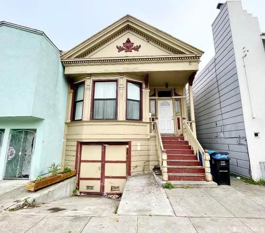 131 Randolph Street, San Francisco, CA 94132 (#421603828) :: The Kulda Real Estate Group