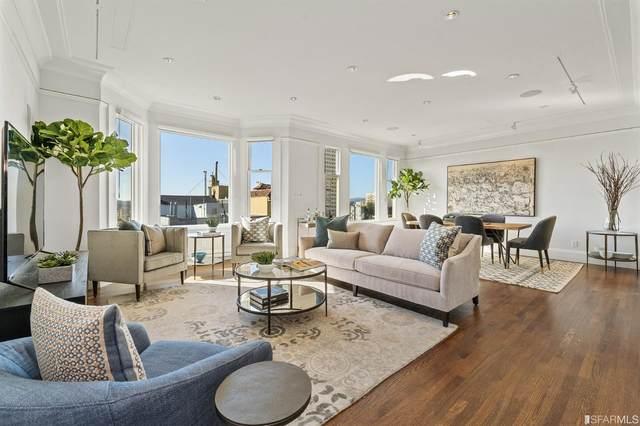 1700 Jones Street #6, San Francisco, CA 94109 (#421603406) :: The Kulda Real Estate Group