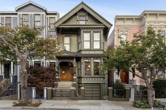1319 Guerrero Street, San Francisco, CA 94110 (#421603485) :: RE/MAX Accord (DRE# 01491373)