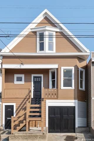 243 Paris Street, San Francisco, CA 94112 (#421604052) :: The Kulda Real Estate Group