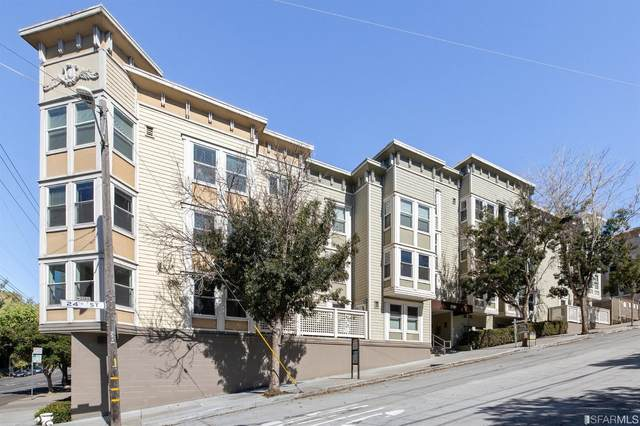 2250 24th Street #328, San Francisco, CA 94107 (#421603801) :: The Kulda Real Estate Group