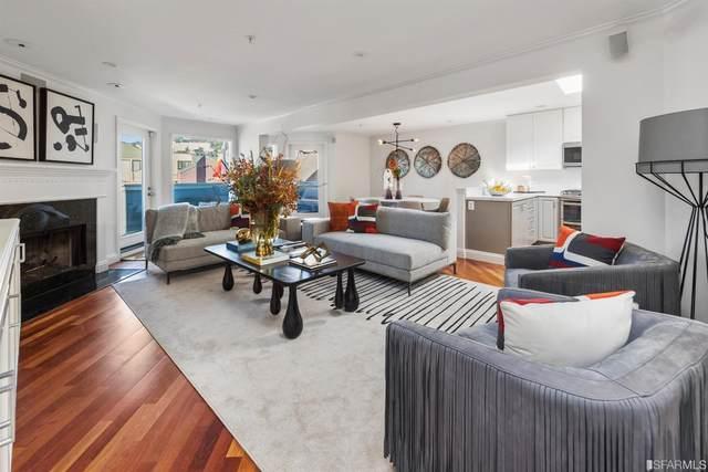 379 Church Street #401, San Francisco, CA 94114 (#421604110) :: The Kulda Real Estate Group