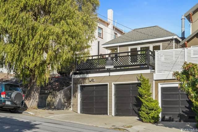 562 42nd Avenue, San Francisco, CA 94121 (#421604325) :: The Kulda Real Estate Group