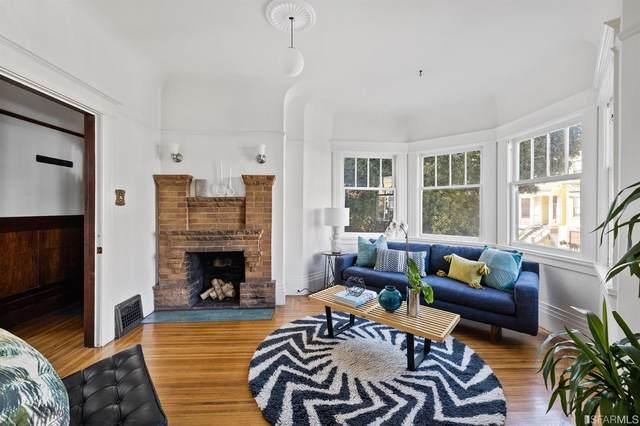 1421 Hayes Street, San Francisco, CA 94117 (#421602954) :: The Kulda Real Estate Group