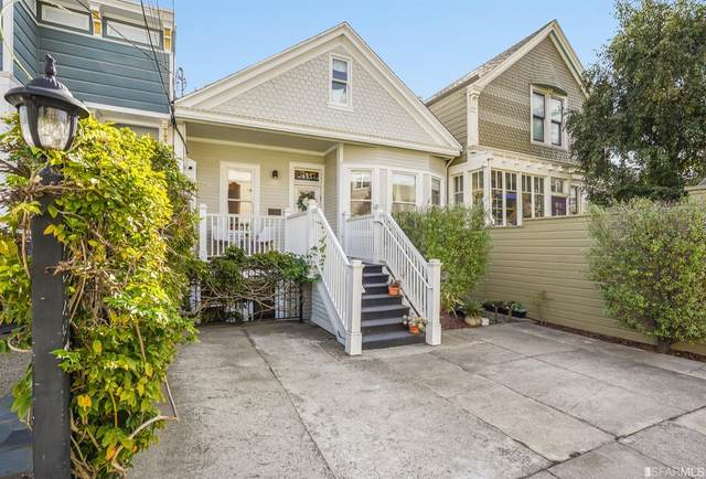 453 Douglass Street, San Francisco, CA 94114 (MLS #421603509) :: Keller Williams San Francisco
