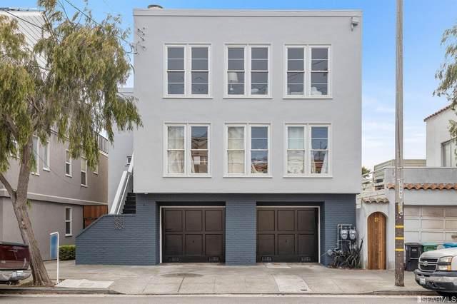 3629 Cabrillo Street, San Francisco, CA 94121 (#421604475) :: The Kulda Real Estate Group