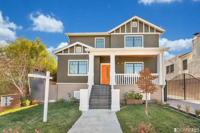 949 Laguna Avenue, Burlingame, CA 94010 (#421603292) :: The Kulda Real Estate Group