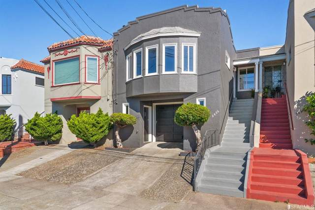 2426 31st Avenue, San Francisco, CA 94116 (#421602924) :: RE/MAX Accord (DRE# 01491373)