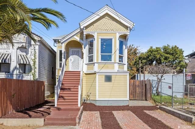 814 30th Street, Oakland, CA 94608 (#421604578) :: RE/MAX Accord (DRE# 01491373)