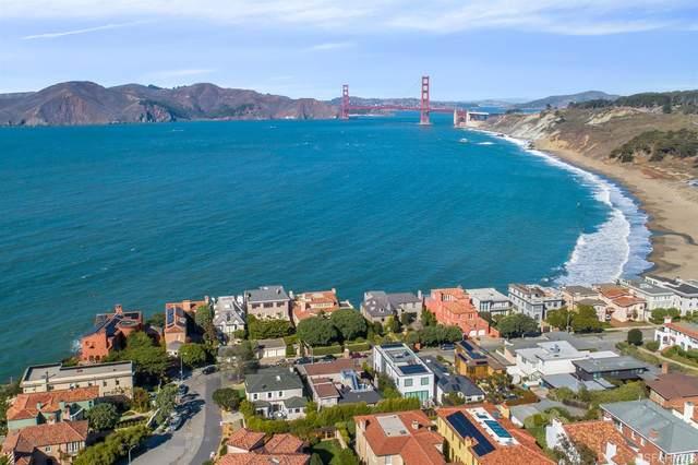 285 Sea Cliff Avenue, San Francisco, CA 94121 (#421604564) :: RE/MAX Accord (DRE# 01491373)