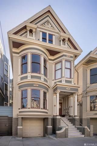 1649 Page Street, San Francisco, CA 94117 (#421604593) :: RE/MAX Accord (DRE# 01491373)