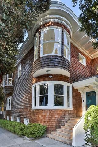 1100 Broderick Street, San Francisco, CA 94115 (#421604343) :: The Kulda Real Estate Group