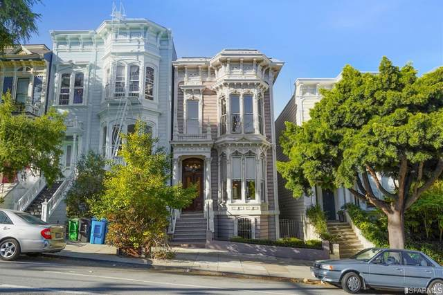 284 Page Street, San Francisco, CA 94102 (#421603481) :: RE/MAX Accord (DRE# 01491373)